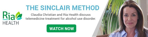 The Sinclair Method Ria Health 2