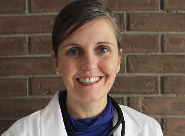 Jennifer Purdy, CD, MD, CCFP, DipABLM